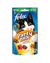 FELIX Party Mix Orginal Mix KnabberMix Original 8x60g