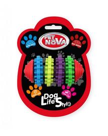 PET NOVA DOG LIFE STYLE Kauspielzeug Superdental Minze Aroma 8cm