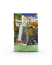 TASTE OF THE WILD Rocky Mountain 6,6 kg