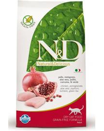 FARMINA N&D Huhn & Granatapfel Adult 1.5 kg