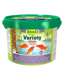 TETRA Pond Variety Sticks 10 l
