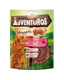 PURINA Adventuros Nuggets Wildschwein  6x90g