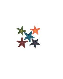 TRIXIE Aquarien-Dekoration Sortiment Seesterne 12 Stück