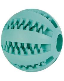 TRIXIE Mintfresh Ball, Naturgummi 7 cm