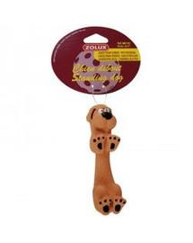 ZOLUX Hundespielzeug Modell Hund stehend Sonore Gummi 13 cm