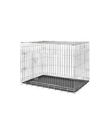 TRIXIE Transportkäfig für Hund 116×86×77 cm
