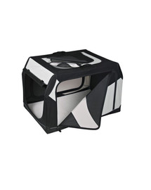 TRIXIE Mobile Kennel Vario 99 × 67 × 71/61 cm