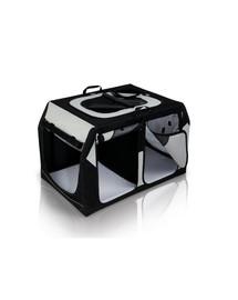TRIXIE Mobile Kennel Vario Double  91 x 60 x 61/57 cm