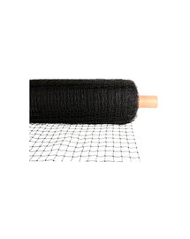 TRIXIE Katzen - Schutznetz, Rollenware 75 x 2 m schwarz