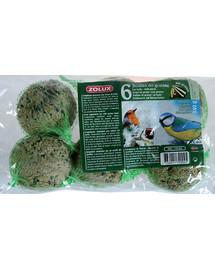 ZOLUX Fettkugeln 6 Stück Gr. 90 Nahrung Für Vögel