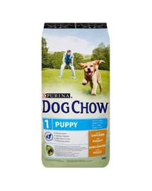 PURINA Dog Chow Für Welpen Mit Hühnchen 14 KG
