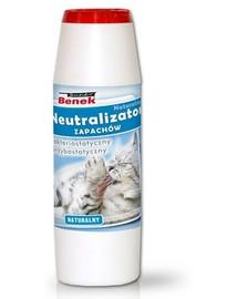 BENEK Geruchsneutralisator für Einstreu Natürlich 500 g