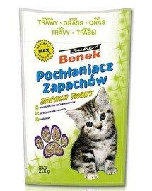 BENEK Geruchsabsorber Grassgeruch 200 g