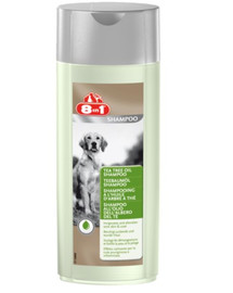 8in1 Teebaumöl Shampoo 250 ml