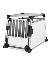 TRIXIE Transportbox, Aluminium