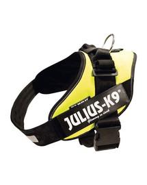 TRIXIE Geschirr Julius IDC K-9 neongelb, 4/XL: 96–138 cm