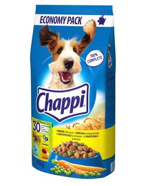Chappi mit Geflügel und Gemüse  9 kg