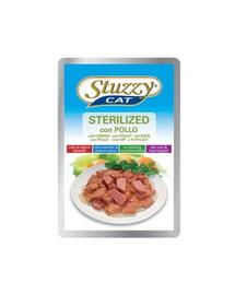 STUZZY Sterilized Huhn 100g