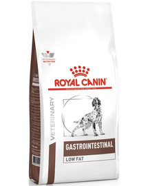 ROYAL CANIN GASTRO INTESTINAL LOW FAT CANINE 12 kg