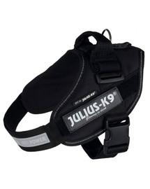 TRIXIE Julius-K9® IDC® Powergeschirr 3/XL: 82–115 cm/50 mm schwarz