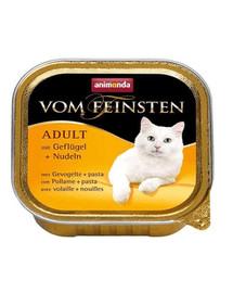 ANIMONDA  Vom Feinsten Adult mit Geflügel  Nudeln 100 g