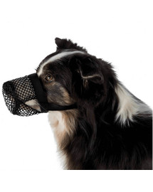 TRIXIE Giftköder-Schutznetz für Hund S–M