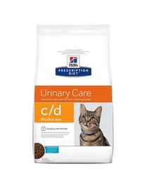 HILL'S Prescription Diet c/d Feline Multicare mit Seefisch 5 kg