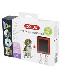 ZOLUX MOOV Premium GPS Halsband Hunde / GPS Tracker Hunde