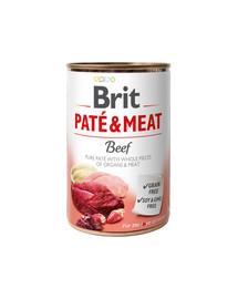BRIT Pate & Meat beef 400 g