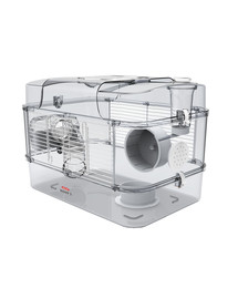 Zolux Rody 3 Solo Käfig für Hamster, Mäuse, Rennmäuse