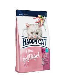 HAPPY CAT Supreme Kitten Geflügel 1,4 kg