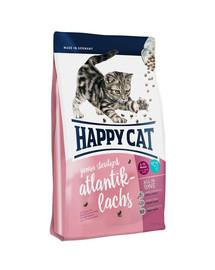HAPPY CAT Supreme Junior Sterilised Atlantik-Lachs 1,4 kg