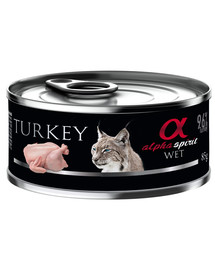 ALPHA SPIRIT Turkey Truthahn 85 g