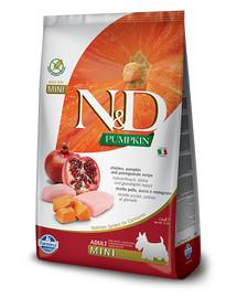 FARMINA N&D Pumpkin Chicken & Pomegranate Adult MINI 7 kg