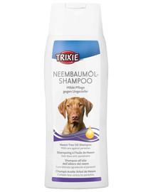 TRIXIE Hundeshampoo Neembaumöl-Shampoo