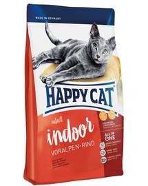 HAPPY CAT Indoor Voralpen-Rind 4 kg