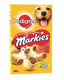 PEDIGREE Markies Trios 12x500 g MEGA PACK