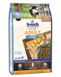 BOSCH Adult mit Fisch & Kartoffel 3 kg