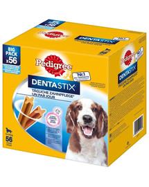 PEDIGREE Dentastix mittelgroße Rassen 56 St. ( 8 x170g )