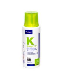 VIRBAC SEBOLYTIC  SIS Dermatologisches Shampoo für Hunde und Katzen 200 ml