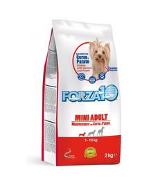 FORZA 10 Mini Adult Maintenance mit Hirsch und Kartoffeln 2 kg