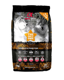ALPHA SPIRIT The Only One I Multiprotein 3 kg