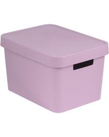 CURVER INFINITY Aufbewahrungsbox, 17 L rosa