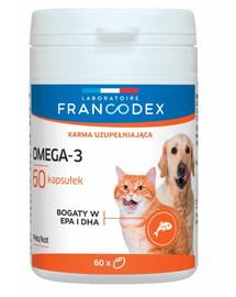 FRANCODEX Omega 3 Kapseln  60 Stück