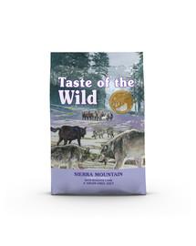 TASTE OF THE WILD Sierra Mountain 5,6 kg