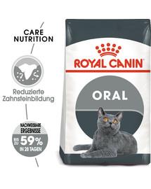 ROYAL CANIN Oral Care Katzenfutter trocken für gesunde Zähne 3,5 kg