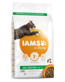IAMS for Vitality Katzenfutter mit Seefisch 10 kg
