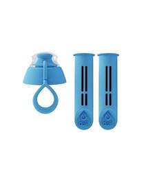 DAFI 2 Filter für die DAFI-Filterflasche blau