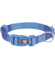 TRIXIE Premium Halsband XS-S 22-35 cm / 15 mm blau