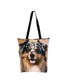 FERA Klassische Einkaufstasche Australian Schäferhund Aussie